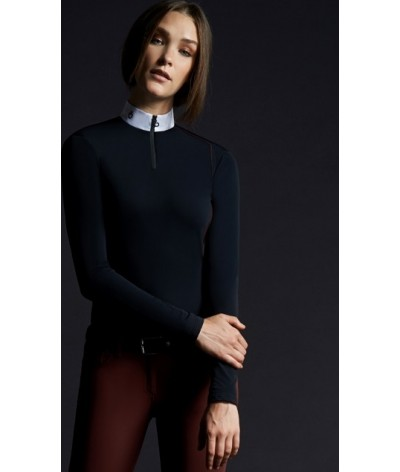 Cavalleria Toscana Side Piping Wedstrijd Polo