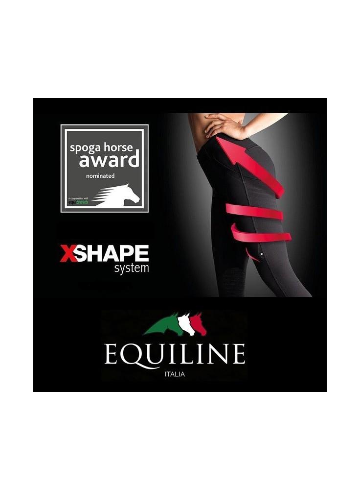 Equiline Dames Rijbroek X-Shape Knee Grip