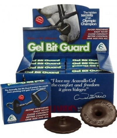 Acavallo Gel BIt Guard