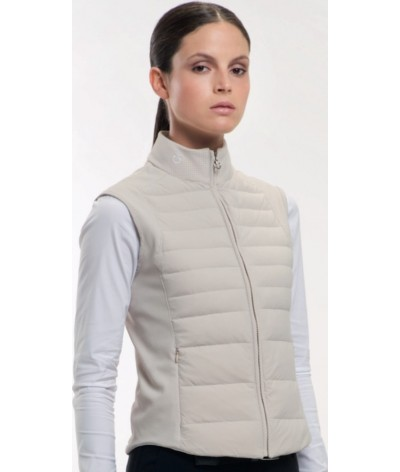 Cavalleria Toscana Degrade Quilited Sleeveless Puffer