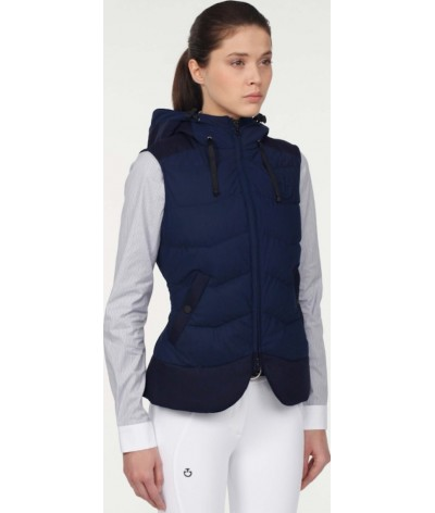 Cavalleria Toscana Fit Sleeveless Jacket
