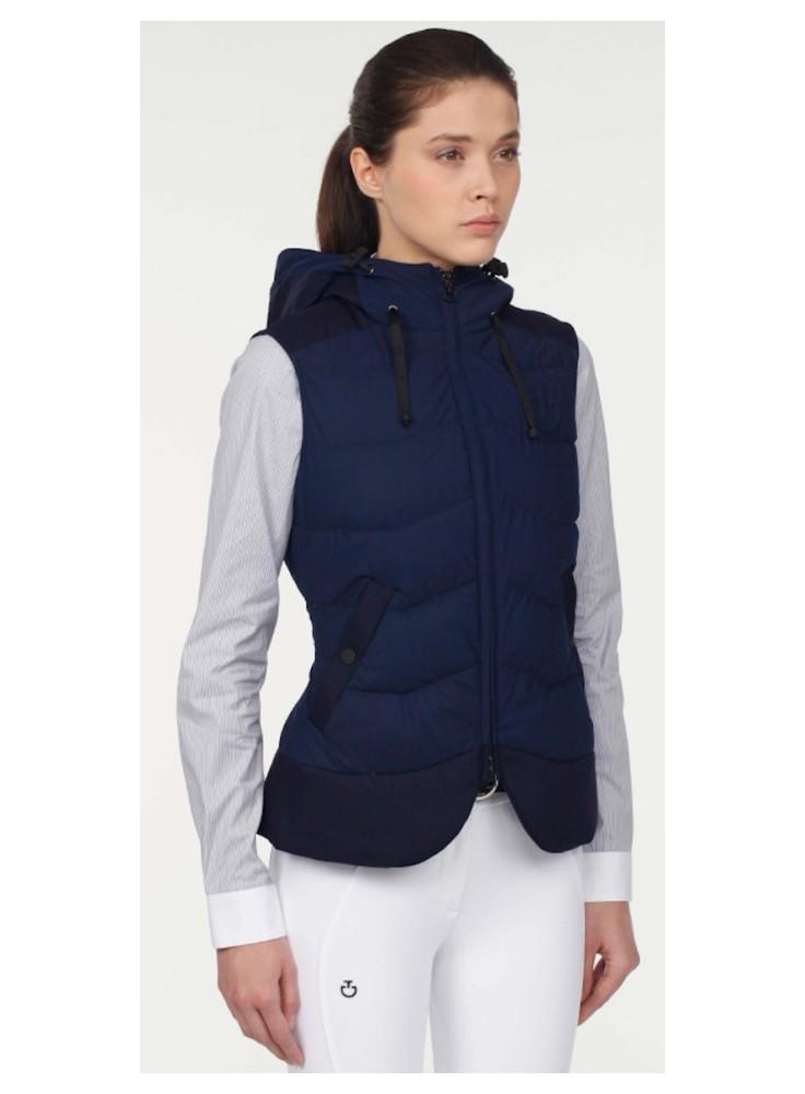 Cavalleria Toscana Bodywarmer Blauw