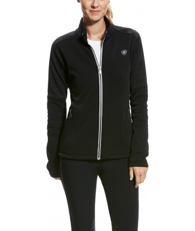 Ariat Dames Sonar Fleece Vest Reflective
