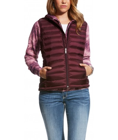 Ariat Dames Ideal Down Bodywarmer Beatroute