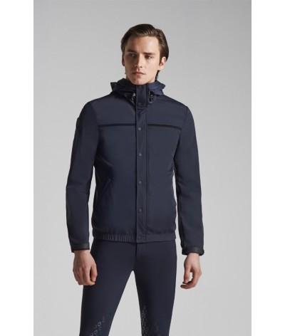 Cavalleria Toscana Tech Mesh Puffer Jacket Men