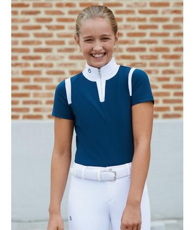 Cavalleria Toscana Jersey Insert Meisjes Wedstrijdshirt