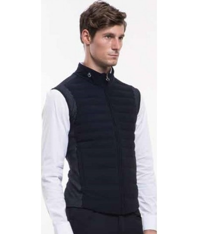 Cavalleria Toscana Degrade Quilted Sleeveless Puffer Men