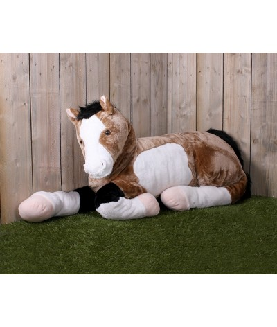 QHP Plush Horse Toy Star