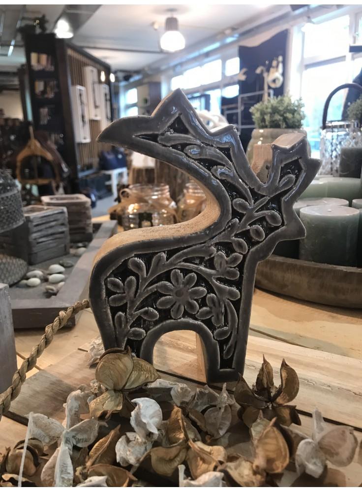 Woodart Rendier met Carving