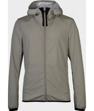 Cavalleria Toscana Nylon Hooded Side Zip Jacket Men