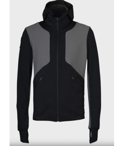 Cavalleria Toscana Bonded Jersey Windbreaker Jacket