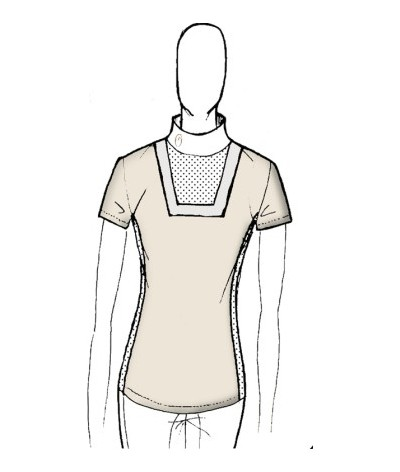 Vestrum Dames Wedstrijd Shirt Eglesias