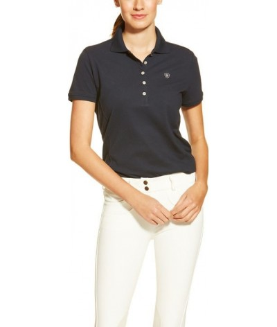 Ariat Prix Classic Dames Polo Navy
