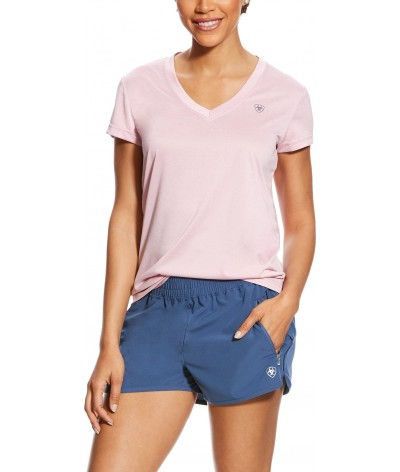 Ariat Dames Laguna T-shirt Lilac