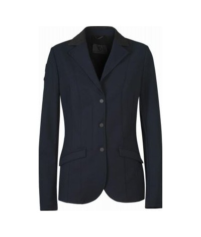 Cavalleria Toscana Womens Zip Riding Jacket