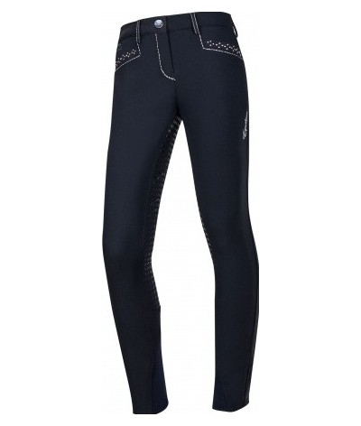 Equiline Girls Riding Breeches Emma