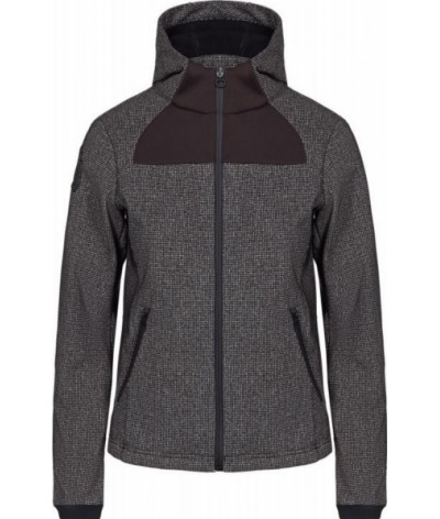 Cavalleria Toscana Warm Up Hooded Jacket