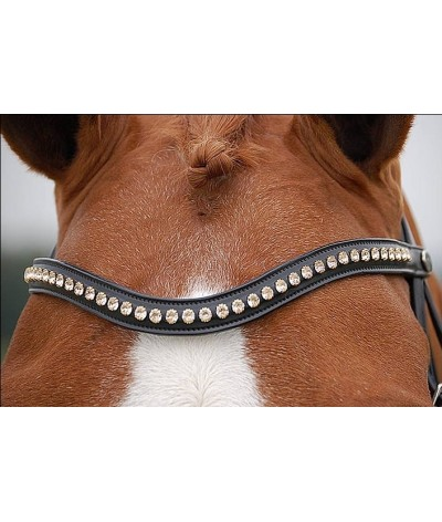 Dyon Browband '' Pink '' 'Dressage Collection'