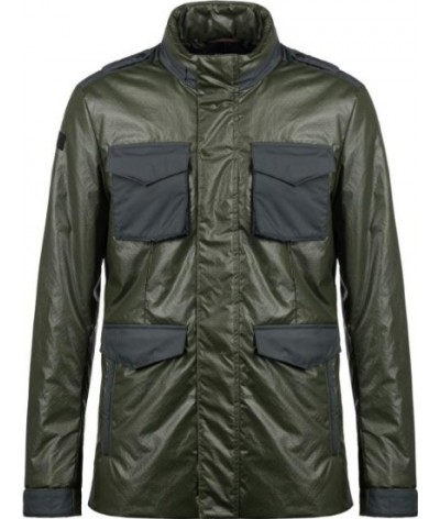 Cavalleria Toscana Coated Nylon Rip-Stop Field Jacket