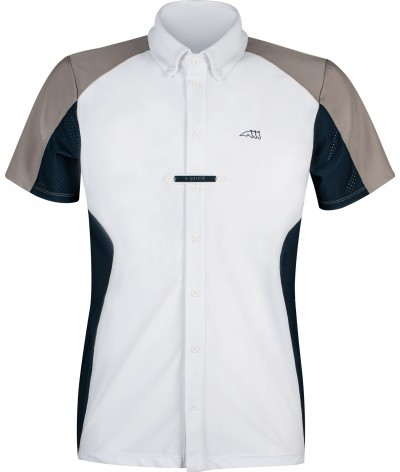 Equiline Men's Competition Poloshirt Serse