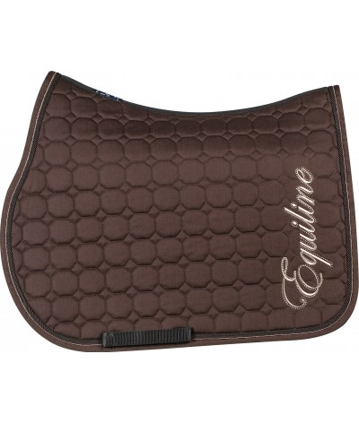 Equiline Octagon Saddle Cloth Banksia