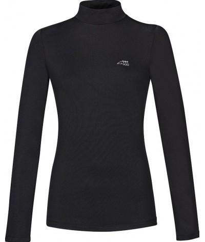 Equiline Woman's Shirt L/S Turtleneck Drilla