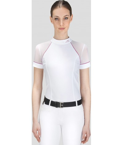 Equiline Women's Competition Polo Shirt Giselle