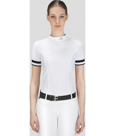 Equiline Women's Competition Polo Shirt Tape