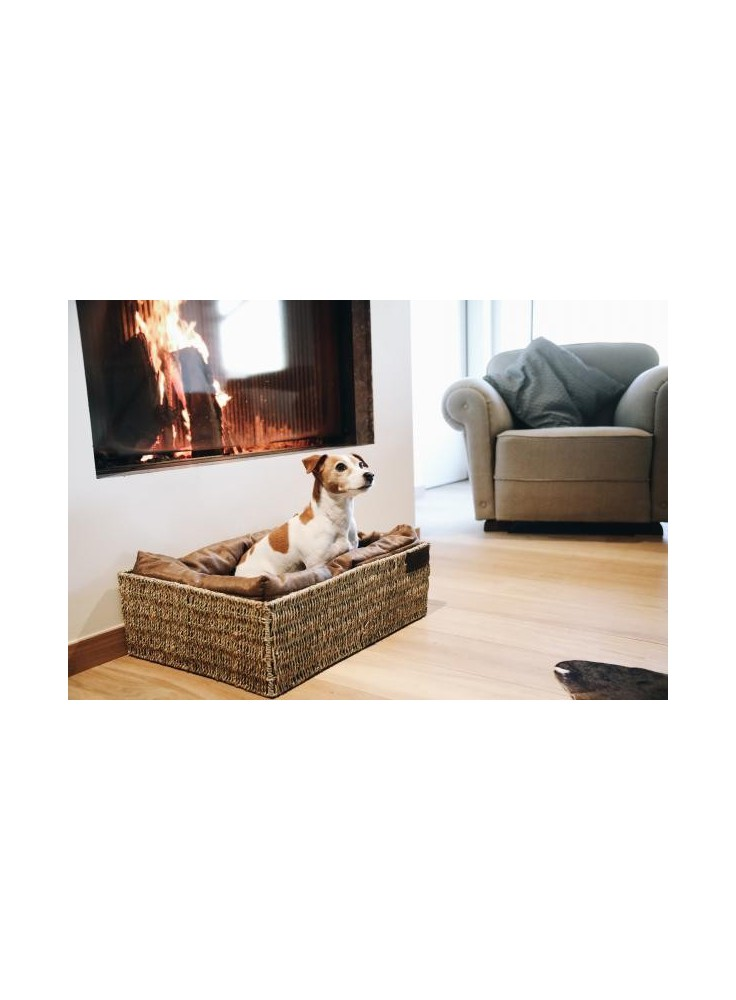 "Kentucky Dog Bed ""Basket"" Large"