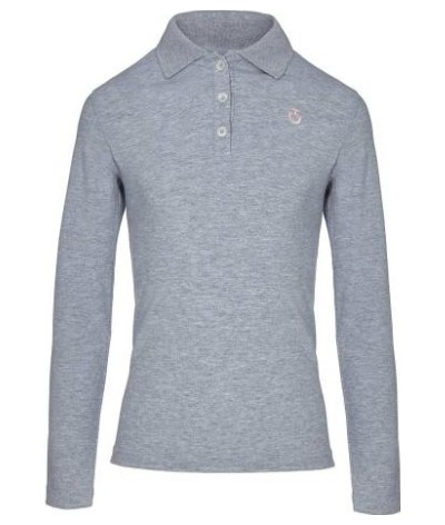 Cavalleria Toscana Super CT L/S Tranings Polo