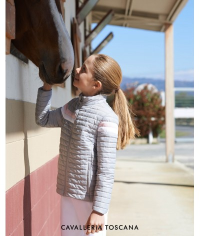 Cavalleria Toscana Ultralight Packable Quilted Jacket