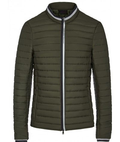 Cavalleria Toscana Ultralight Packable Quilted Puffer Jacket