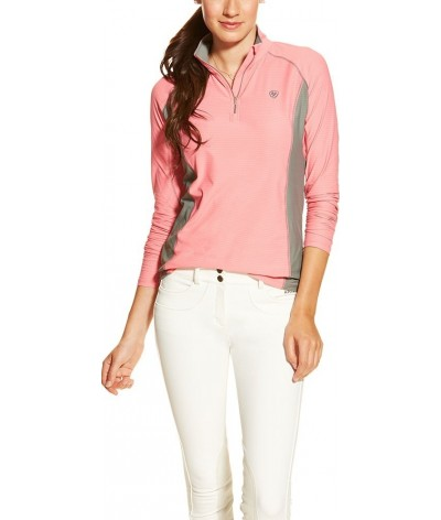 Ariat Tri Factor 1/4 Zip Shirt