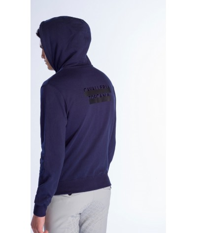 Cavalleria Toscana Peekabo CT Hooded Sweatshirt