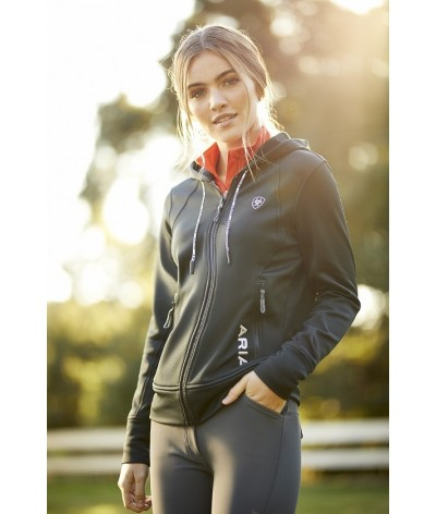 Ariat Woman's Keats Full Zip Hoodie