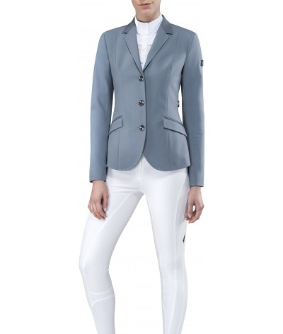 Equiline Women's Competition Jacket Stone Grey
