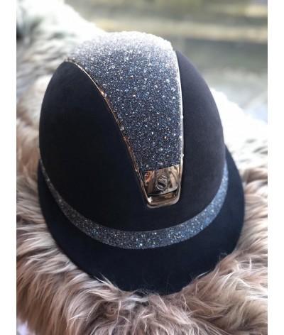 Miss Shield Crystal medley blauw