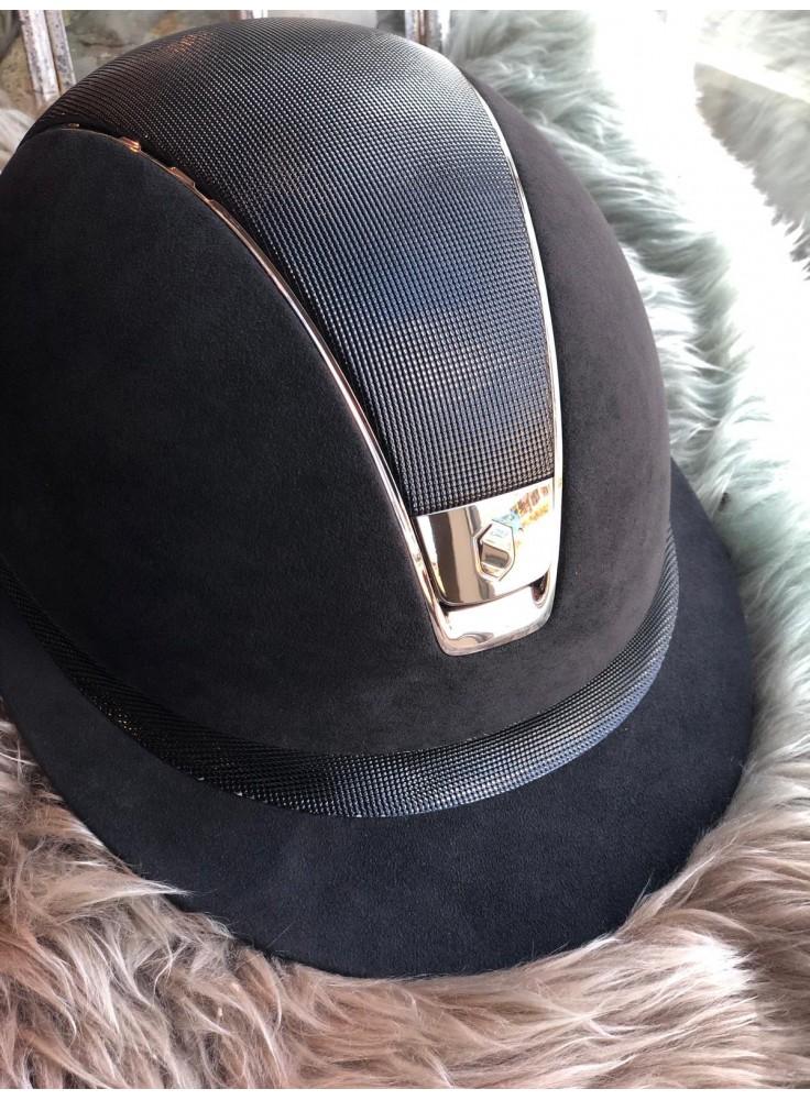 Miss Shield alcantara with shimmer top and band
