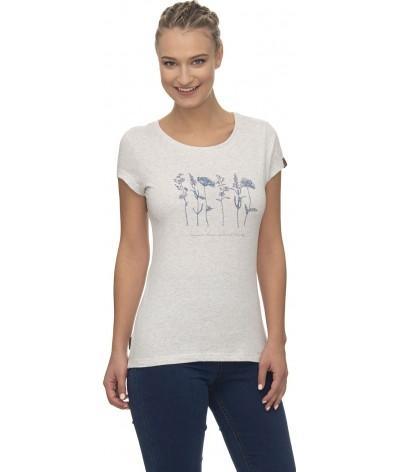 Ragwear Women's T-shirt Mint C Organic