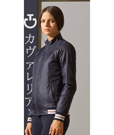 Cavalleria Toscana Women's Tokyo Nylon Zip Jacket