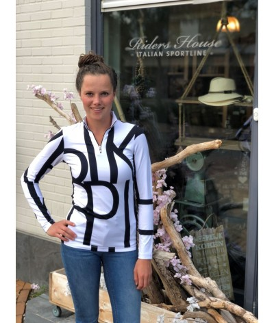 Traningsshirt L/S Pikeur Lady