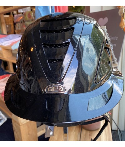 GPA Helmet First Lady 4S Concept Glossy Black