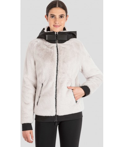Equiline Women's Fur Jacket