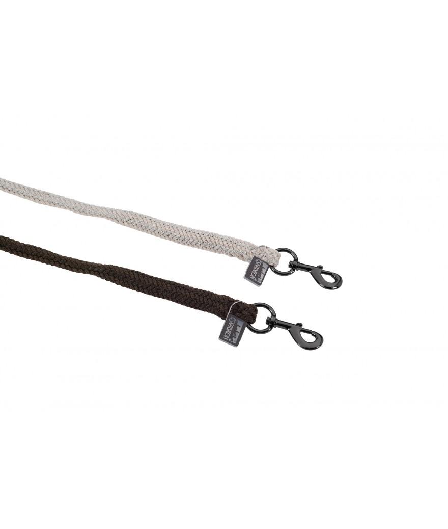 ESKADRON Tie Rope with Carabiner Hook Nickel-Plated