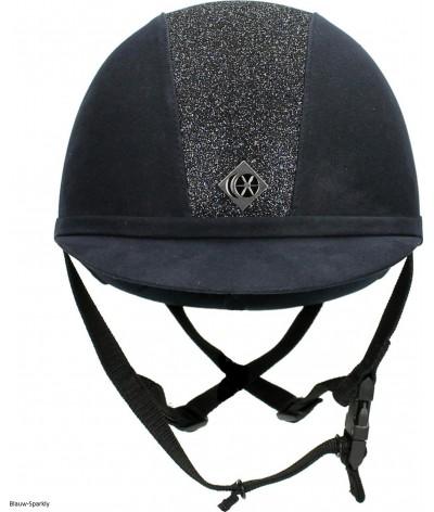 Charles Owen Helmet YR8 Sparkly