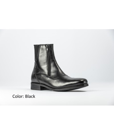 Secchiari Classic Ankle Boot Vitello Elastic