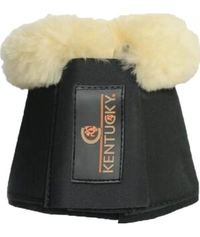 Kentucky sheepskin overreach boots