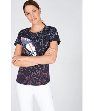 Vestrum Dames T-shirt Giacarta