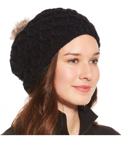 Ariat Pom Pom Hat Black