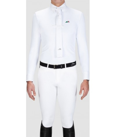 Equiline Man Long-Sleeved...